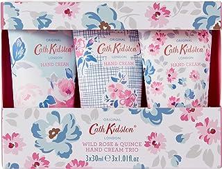 Cath Kidston 野玫瑰和柑橘护手霜,30毫升,3件