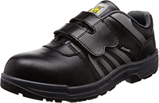 GD Japan 劳保鞋・静电鞋 工作波W1020 耐油 聚氨酯2层底 JSAA A种认证合格品 宽树脂鞋头 4E