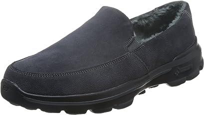Skechers 斯凯奇 GO WALK 3系列 男 时尚轻质一脚蹬健步鞋 6666005