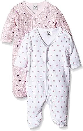 Care 婴儿女孩睡衣,2 件套