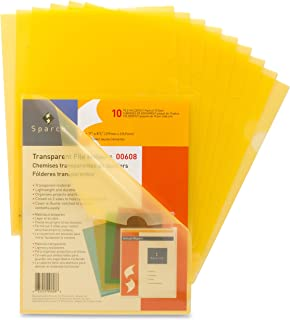 Sparco 卡文件柜,黄色 (SPR00608BX)