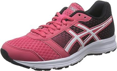 ASICS 亚瑟士 女 跑步鞋PATRIOT 8 T669N