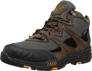 Danner 男士 Springfield 4.5 英寸 M's Construction 靴 棕色/橙色 13 M US