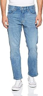 Calvin Klein 男式印 CKJ 035直筒修身牛仔裤