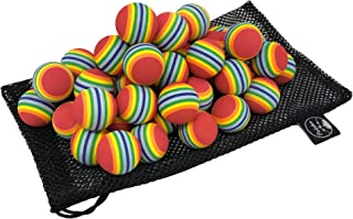 Palaka 高尔夫 训练球 [50P套装 / 网眼收纳袋] EVA材料 可直接携带 Pa-PBG50