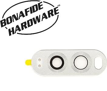 Bonafide 硬件 - 后置摄像头玻璃镜片替换件适合所有型号 LG V20 银色