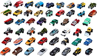 Matchbox 多种颜色汽车玩具, 50件