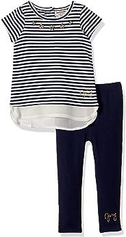 Juicy Couture 女婴长裤两件套-蕾丝