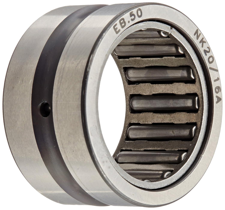 环�y�!�*�x��X�nK�_koyo nk20/16a 滚珠轴承,外环和滚筒,开孔,油孔,钢笼,公制,20mm id