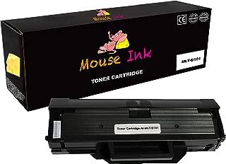 鼠标墨水兼容三星 MLT-D101S MLTD101S 优质黑色墨盒 ML-2160 ML-2165 ML-2165W SCX-3400 SCX-3400F SCX-3400FW SCX-3405FW SCX-3405W SF-760P ~1500 页产量