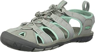 Keen 女式 1022964_35 户外凉鞋,灰色,1 UK