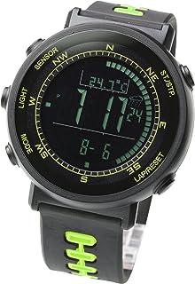 LAD WEATHER 瑞士傳感器手表 - 數字指南針、高度計、天氣監測、氣壓計和秒表