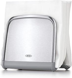 OXO - Good Grips 餐巾架,18/8不锈钢