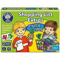 Orchard Toys 购物清单额外包 - 水果和蔬菜游戏
