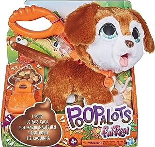 furReal Poopalots Big Wags 互动宠物玩具,可连接皮带系统,适合 4 岁及以上儿童
