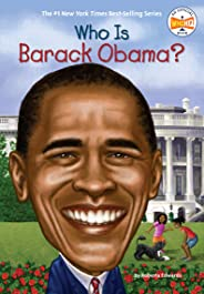 Who Is Barack Obama? (Who Was?) (English Edition)