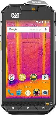 Caterpillar CAT S60 32GB 工厂未锁热成像坚固的智能手机(黑色)- 英国/欧洲版本