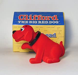 Clifford 狗窩搖頭玩具