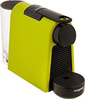 Magimix Nespresso Essenza Mini - Lime Green finish