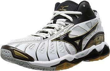 [ 美 ] 排球鞋波浪 X Mid 导管 (当前款式)