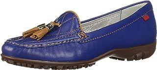 Marc Joseph New York 女士真皮巴西制造墙壁高尔夫运动鞋