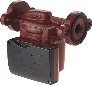 Grundfos UP15-100F 1/25 HP 重新计算器泵 (59896300)
