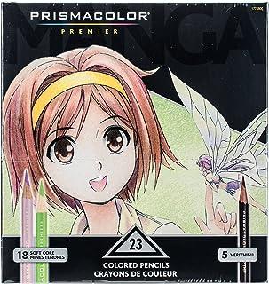 Prismacolor 1774800 高级蜡笔 漫画颜色