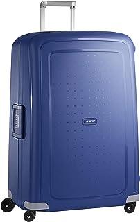 Samsonite 新秀丽 行李箱,81/30 81厘米,138升(0.138立方米),深蓝色