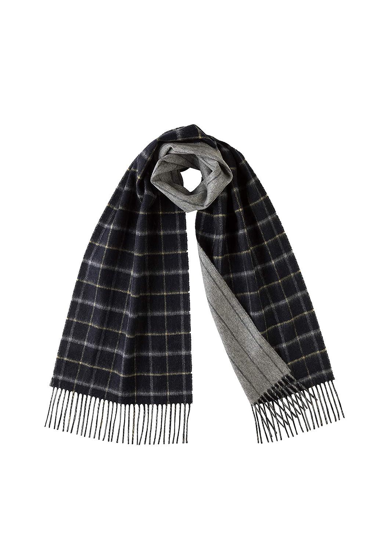 Johnstons of Elgin 双面羊绒围巾WA20