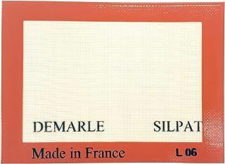 Silpat AE275200-01 Premium Non-Stick Silicone Baking Mat, 7 7/8 by 10 7/8-Inch, Tan