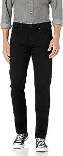 J Brand Jeans 男式 Kane Trivor 直筒修身 黑色