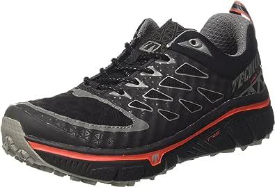 Tecnica 泰尼卡 至尊越野系列 男 越野跑鞋 SUPREME MAX 3.0 MS 11236500-007 黑色/红色 40 (UK 6.5)
