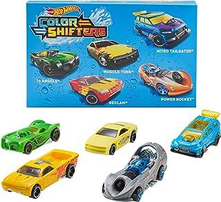 Hot Wheels 终极鳄鱼车 Color Shifters, 5-Pack 多种颜色