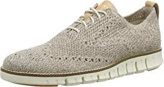 Cole Haan 男士 Zerogrand Stitchlite Wingtip 牛津鞋