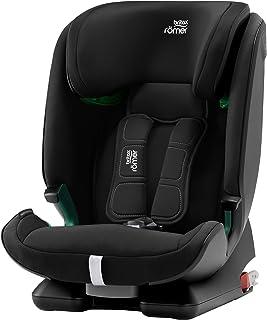 Britax Römer 儿童座椅 15 个月 - 12 岁 | 76 - 150 厘米 | ADVANSAFIX M i-SIZE 汽车座椅 Isofix Cosmos 黑色