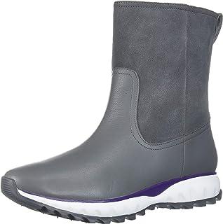 Cole Haan 女士 Zg Xc 靴(WP)中筒靴