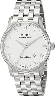 Mido 美度 男式手表 baroncelli II m86004261