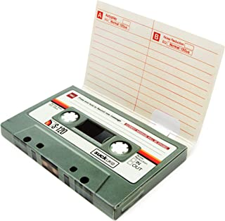 SUCK UK SK SENDASOUND1 发送声音 | 可录制的音乐生日空白贺卡,多色