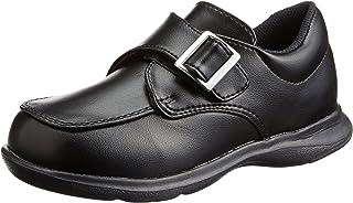 [Carrot] 正式鞋 4大功能 轻量 宽松 2E 儿童 CR C2091 黑色 16.0 cm 2E