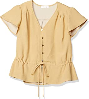 FREE EDI 提花圆点衬衫 FWFB201054 女士