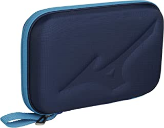 MIZUNO 美津浓 乒乓球 球拍硬壳方形2 男女通用 83JD时装颜色: 蓝色