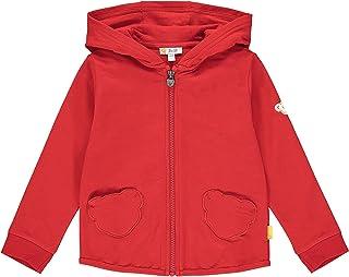 steiff 女孩 sweatjacke 开衫,黑色 IRIS 3800,62cm