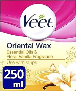 Veet 精油和花卉香草温暖 WAX 微波蒸罐250ml
