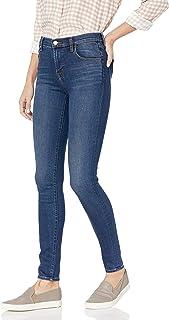 J BRAND 牛仔裤女式23110Maria 高腰修身牛仔裤 Fleeting 26