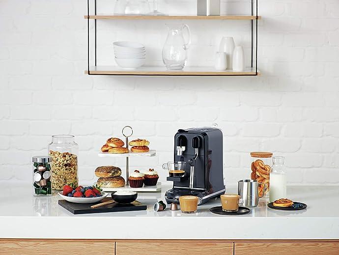 Nespresso 奈斯派索 Creatista Uno SNE500BKS 全自动胶囊咖啡机 ¥1797