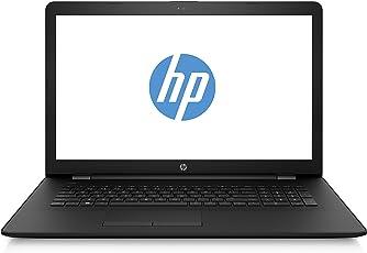 HP 惠普17-ak015ng 1UQ12EA 43,9 cm (17,3英寸) 笔记本电脑 (AMD双核E2-9000e, 4 GB RAM,500 GB硬盘, AMD Radeon R2显卡, FreeDOS 2.0) 黑色