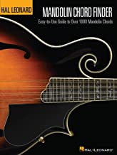 Mandolin Chord Finder: Easy-to-Use Guide to Over 1,000 Mandolin Chords (English Edition)