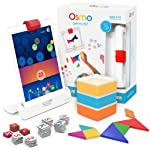 Osmo Genius 游戏套装 适合5-12 岁(需配合苹果Ipad平板电脑)