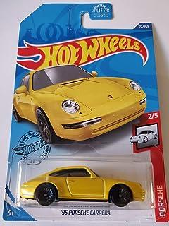 Hot Wheels 2020 保时捷系列 - '96 保时捷卡雷拉,黄色 72/250