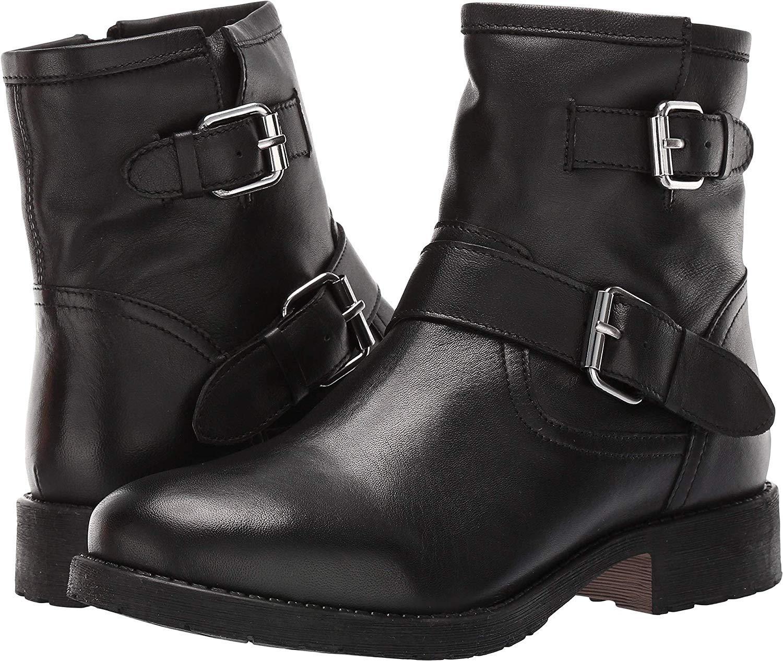 Steve Madden Joesie 女靴,黑色,11